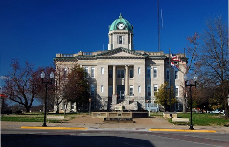Cape Girardeau County Courthouse